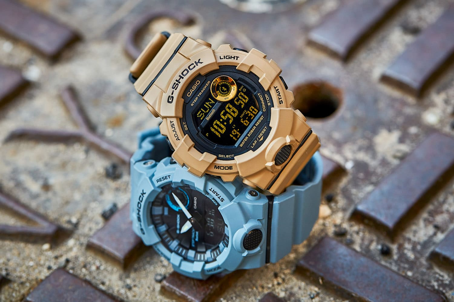 G-SHOCK's Most Advanced Fitness Watch to Date – The GBD800UC