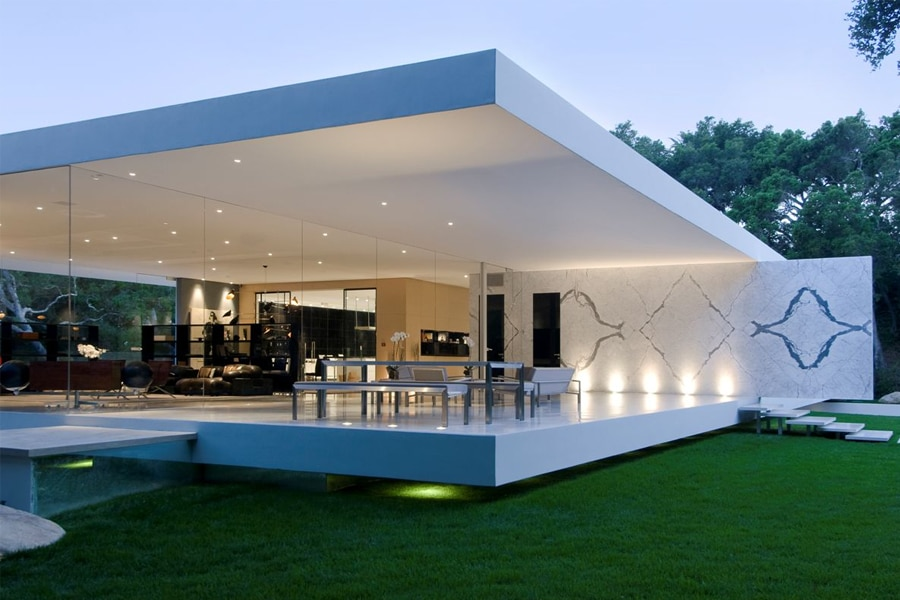 Glass Pavilion Steve Hermann