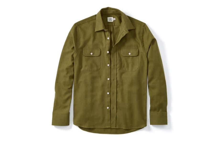 Flint and Tinder Overshirt