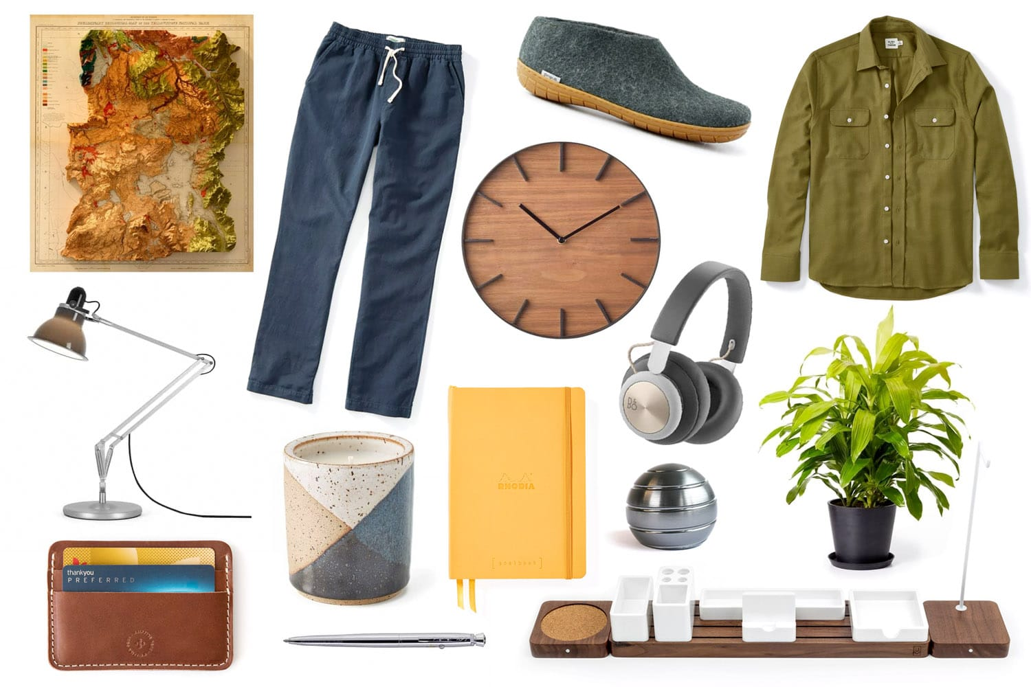 Huckberry Finds for June – Work from Home
