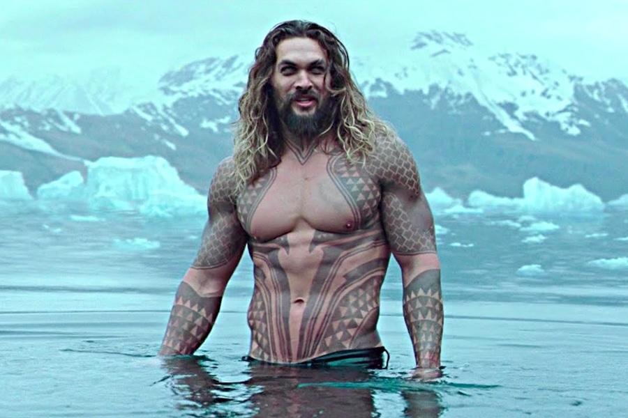 Jason Momoa Aquaman Diet and Workout Plan