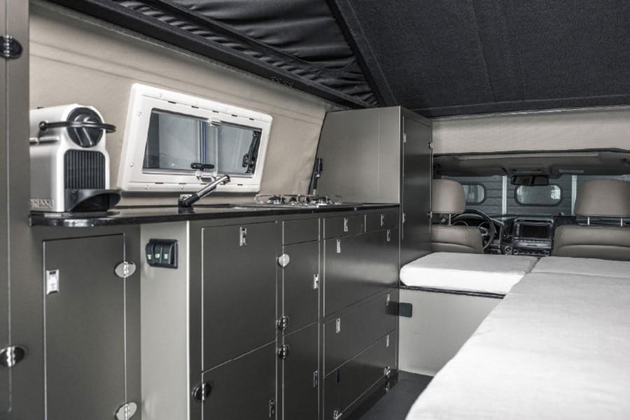 bedroom side land cruiser