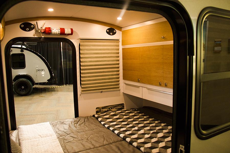 bedroom trailer