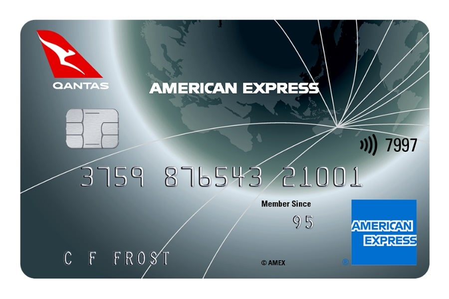 The American Express Qantas Ultimate Card