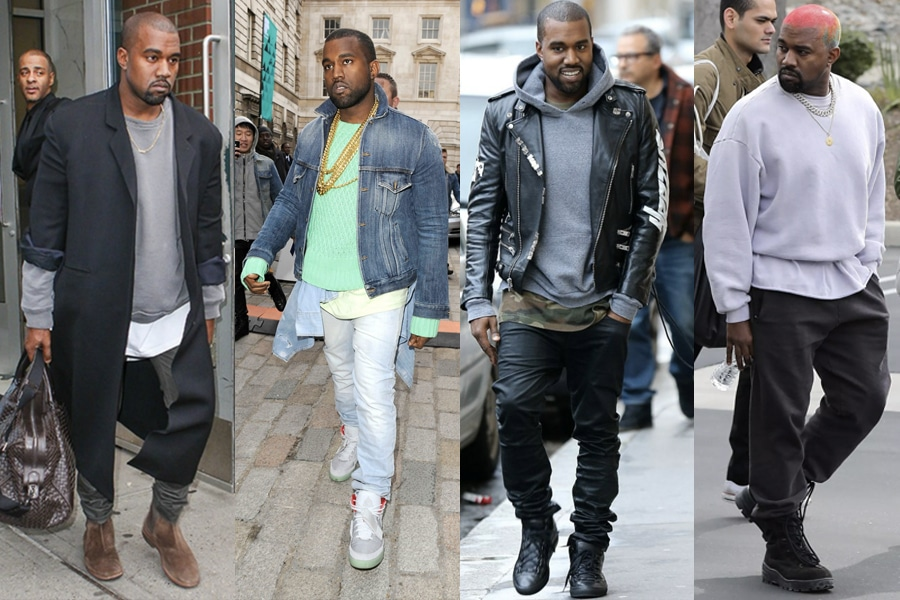 Kanye West Atypical Layering
