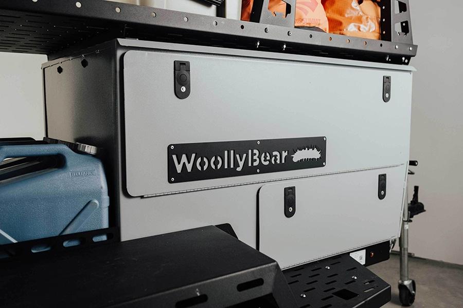 generator for TAXA camper trailer