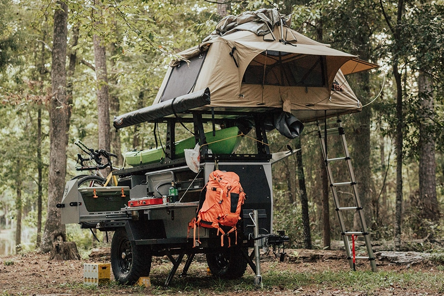 TAXA Outdoors Woolly Bear Camper Trailer