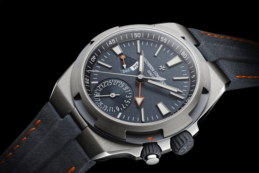 Vacheron Constantin Overseas Dual Time Prototype watch