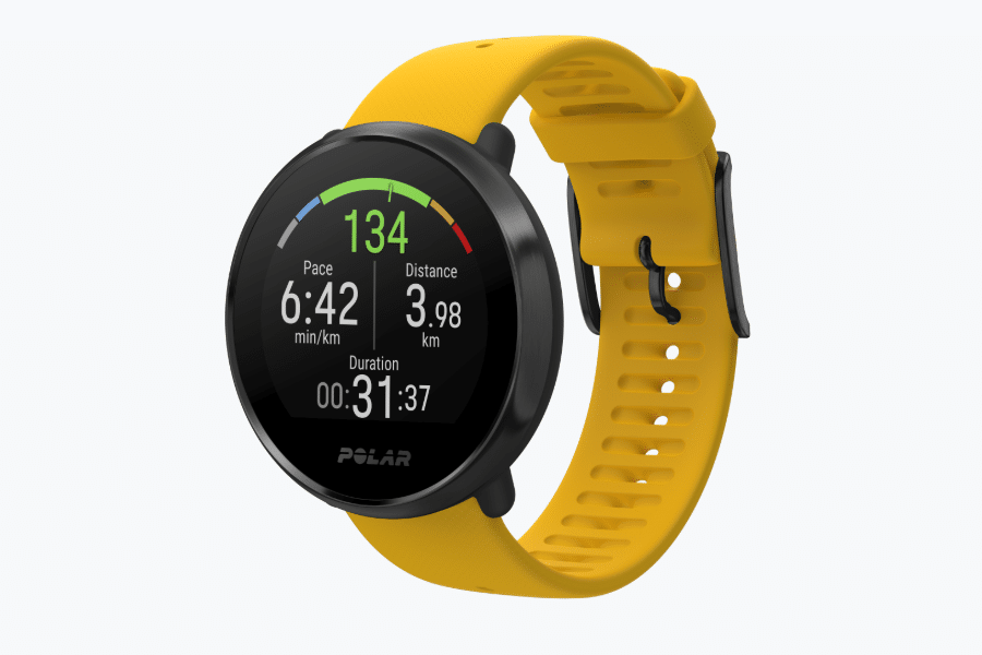 polar ignite fitness wearable