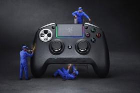 razer raiju PlayStation controller