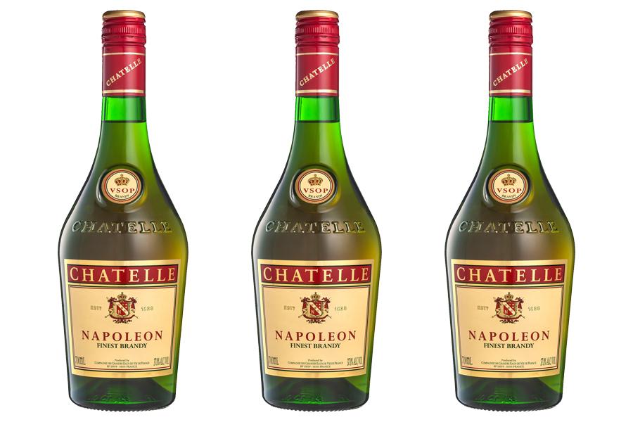 Chatelle brandy