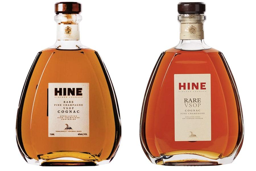 Hine Cognac Bottles
