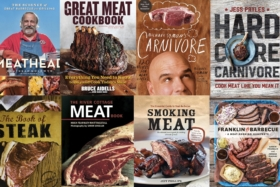 10 Mouth-Watering Cookbooks For Men Who Love Meat