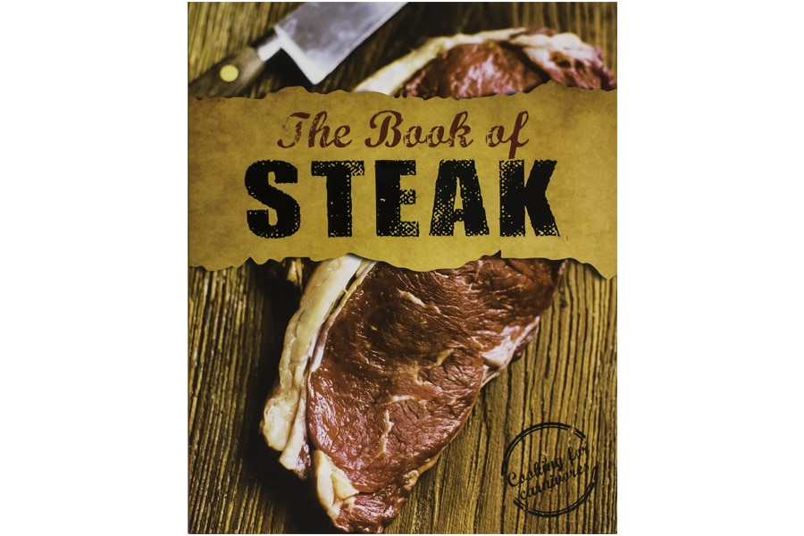 The Book of Steak- Cooking for Carnivores cover