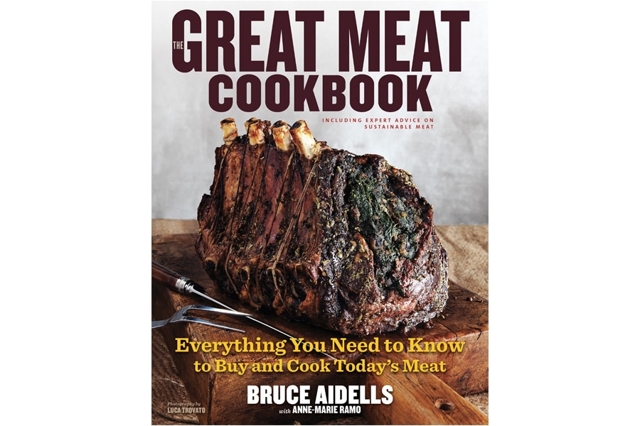 The Great Meat Cookbook- Everything You Need to Know to Buy and Cook Today's Meat cover