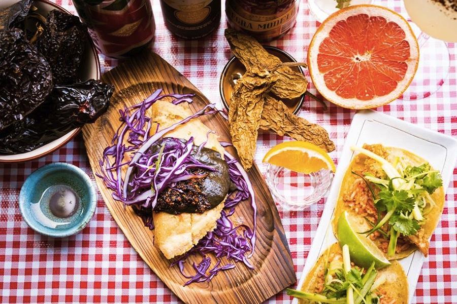 Bodega Underground mexican restaurant food