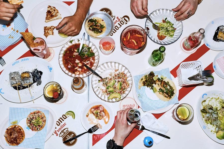 hotel jesus mexican restaurant food