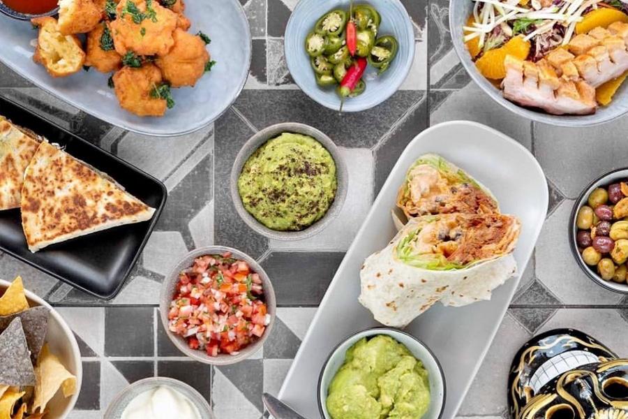 Mexicano mexican food