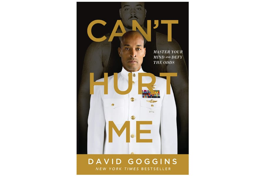 Cant hurt me book cover