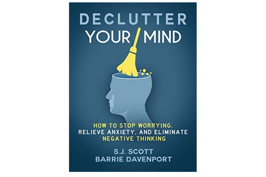 Declutter your mind book cover