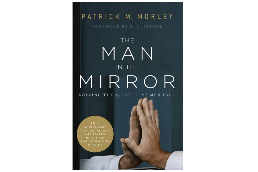 Man in the Mirror book cover
