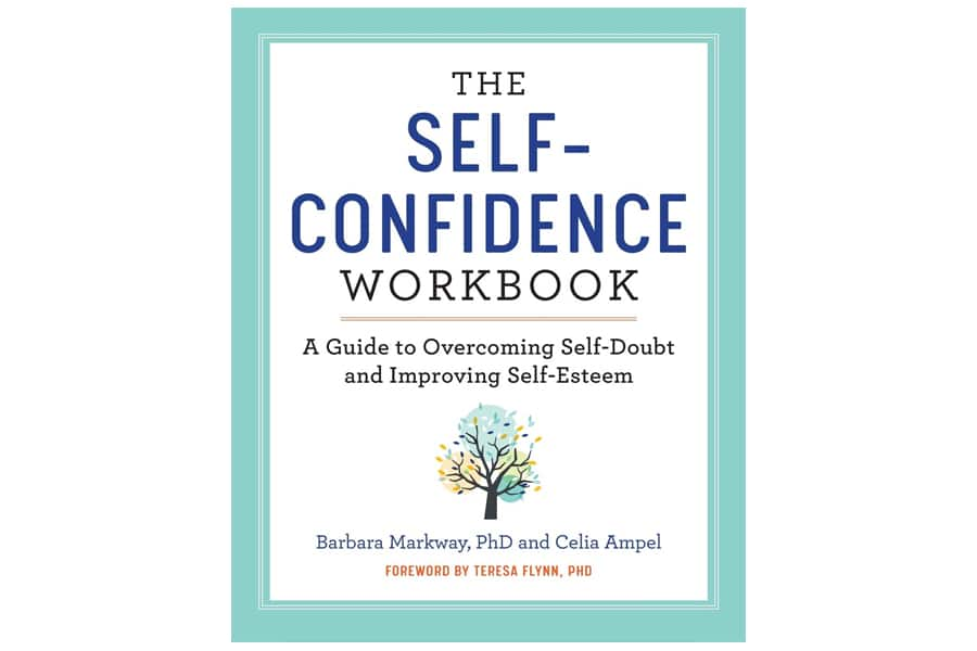 the self confidence workbook book cover