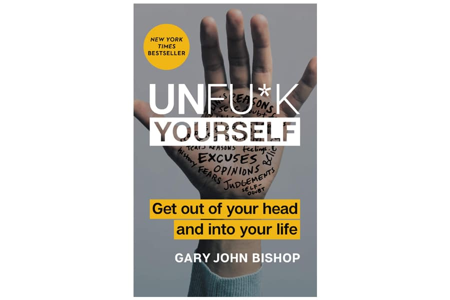 unfuck yourself book cover