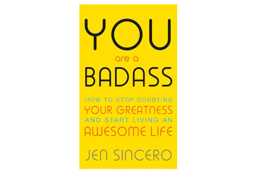 you are a badass book cover