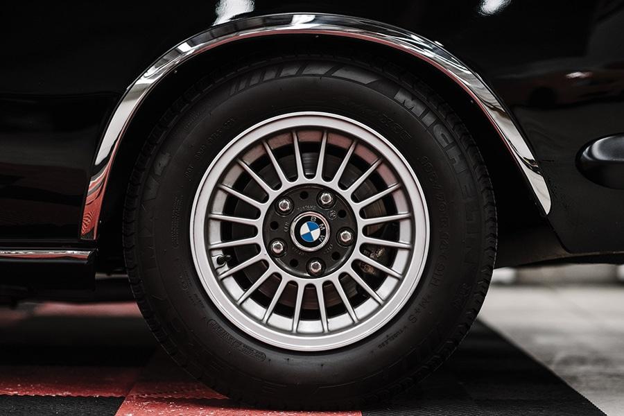 1972 BMW 3.0 CSL wheel