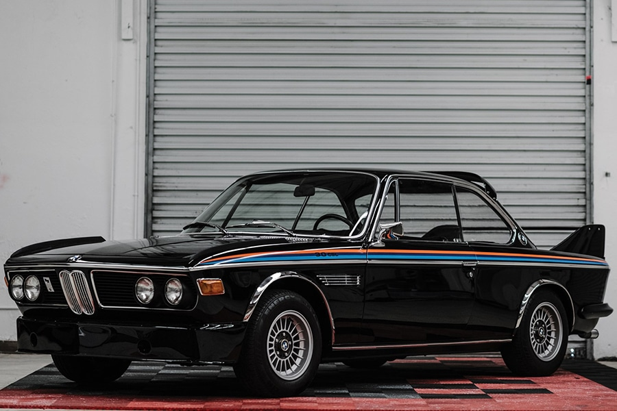 BMW 3.0 Csl >> 1972 Bmw 3 0 Csl Was Built For European Racing Man Of Many