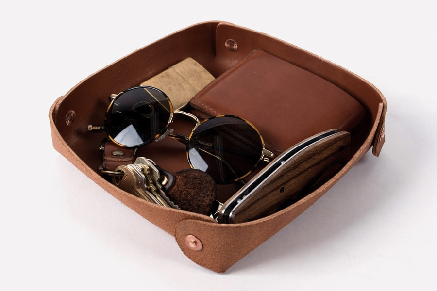 Bradley Mountain Valet Tray