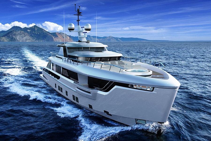 20 million dollar bentley explorer yacht