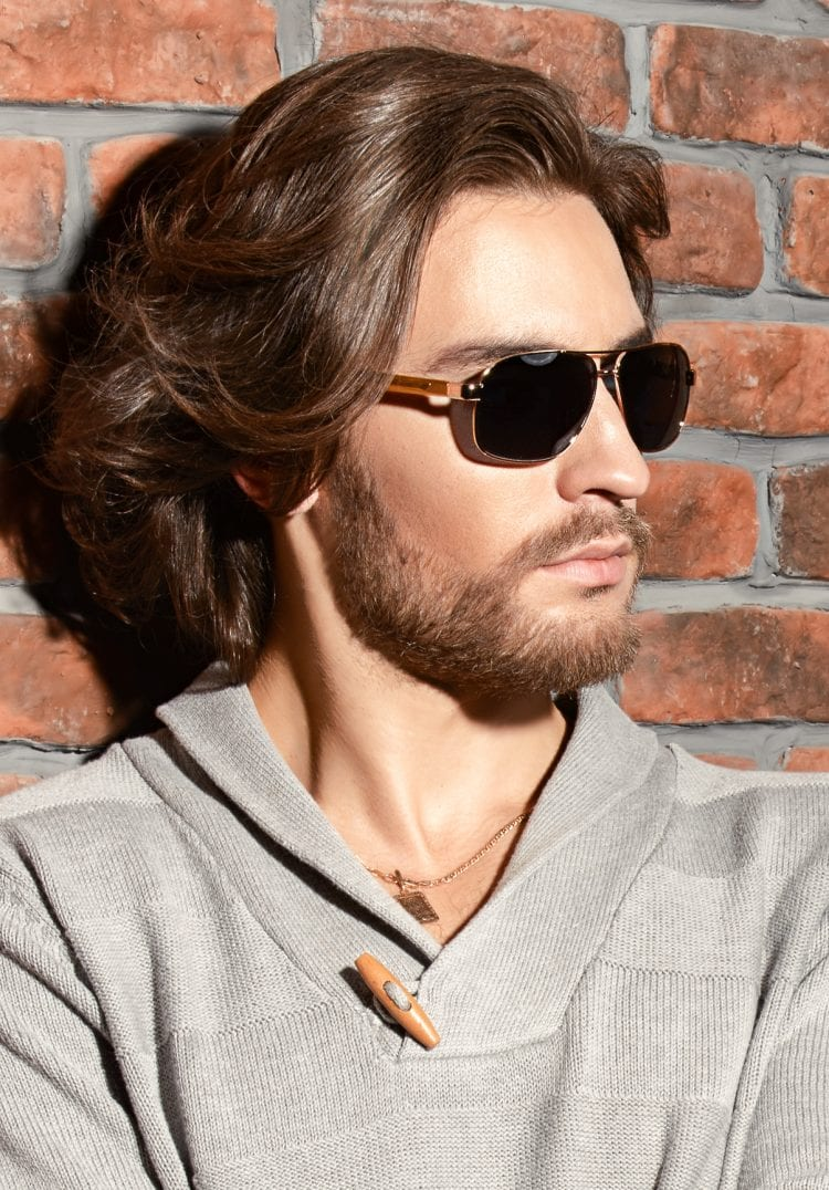 50+ Long Haircuts & Hairstyle Tips for Men | Man of Many