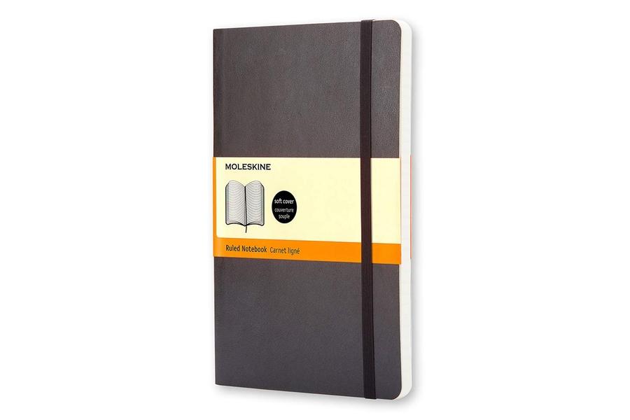 Moleskine - Classic Soft Cover Notebook