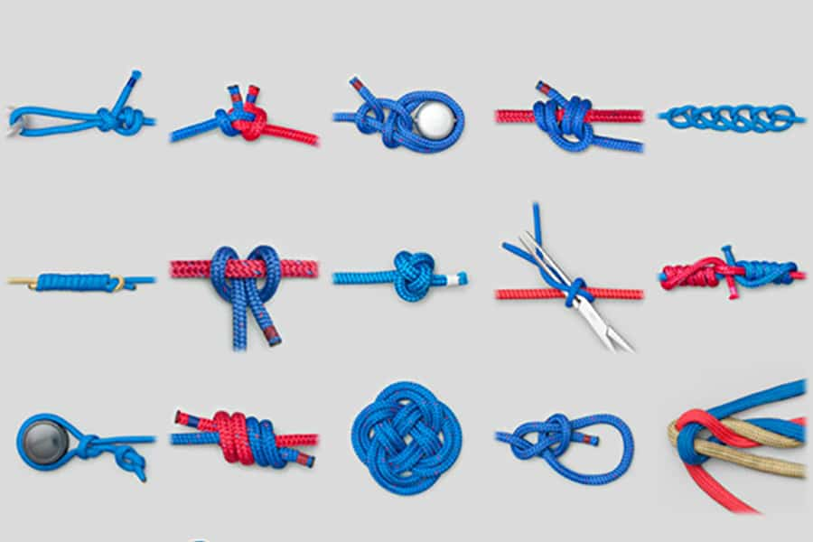 Animated Knots Guide Teaches You Step-By-Step