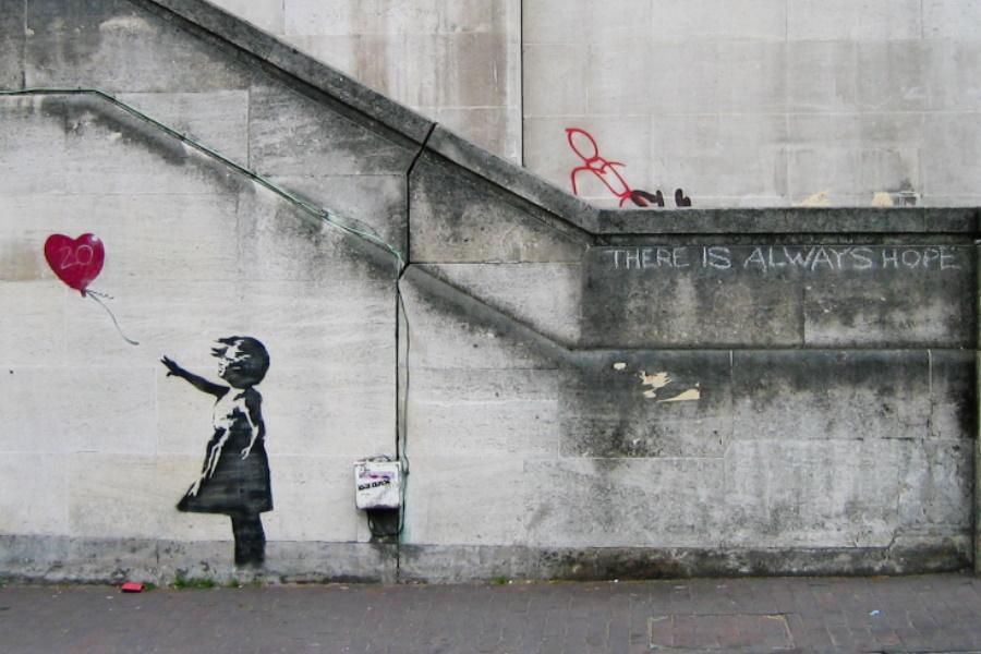 Banksy Exhibition Coming to Sydney