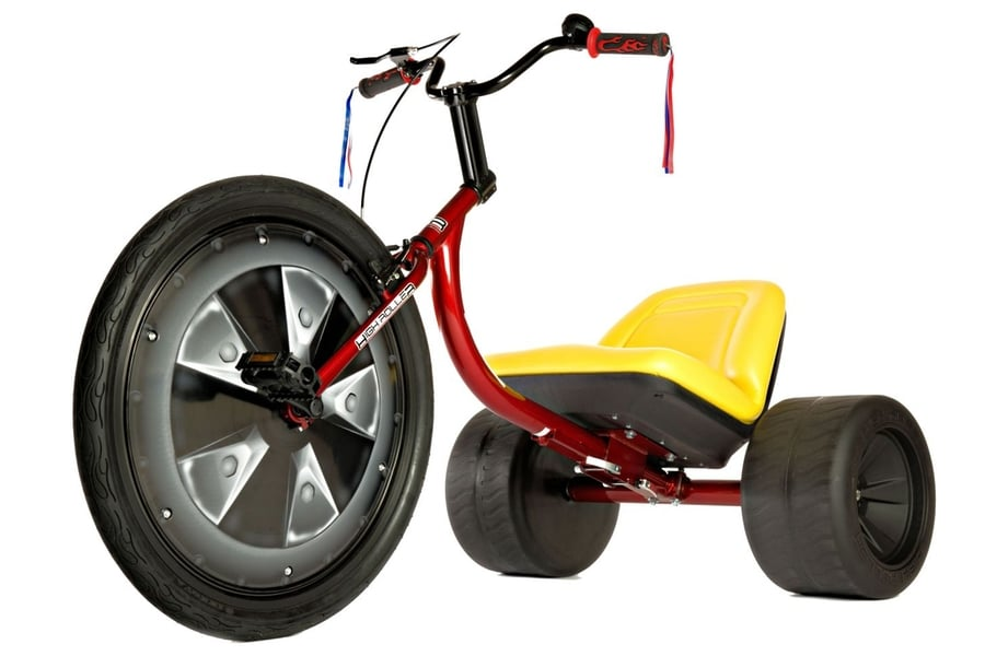 Big Wheel Tricycle for Adults