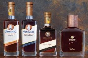 Different bottles of Bundaberg Rums