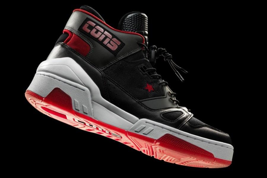 converse retro basketball shoes