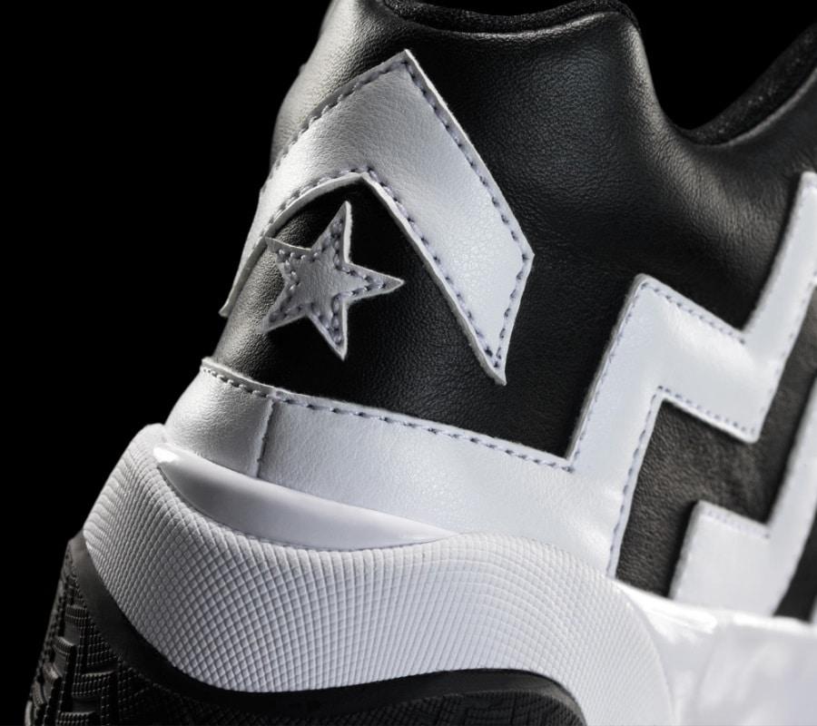 converse voltage shoe heel