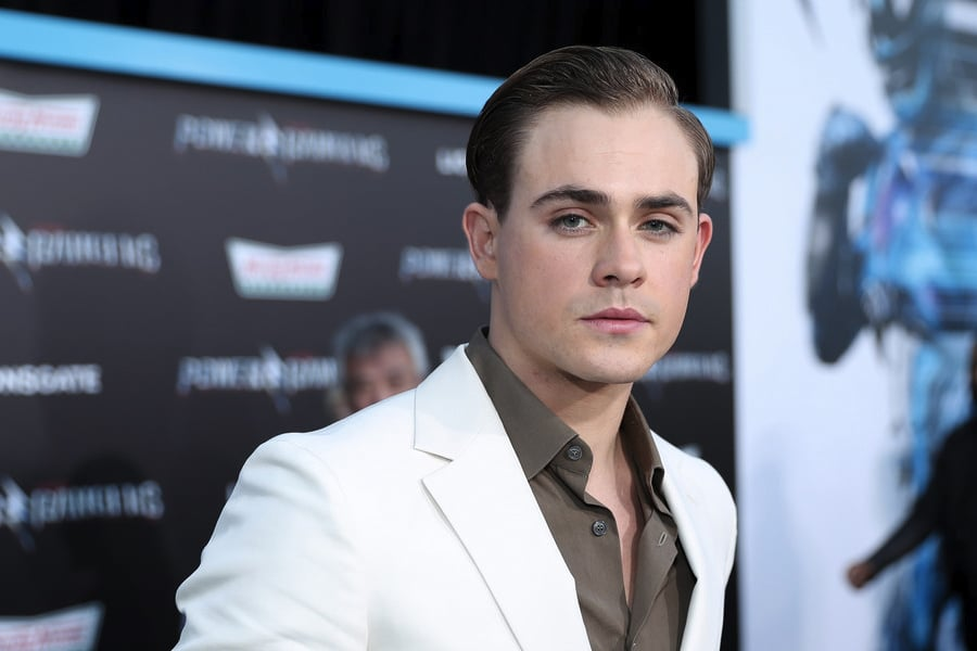 Dacre Montgomery at Red Carpet event