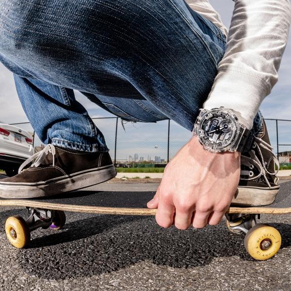 G-SHOCK GA700SK skateboard