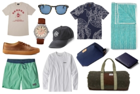Products fromHuckberry Finds – July 2019: Coastal Trip