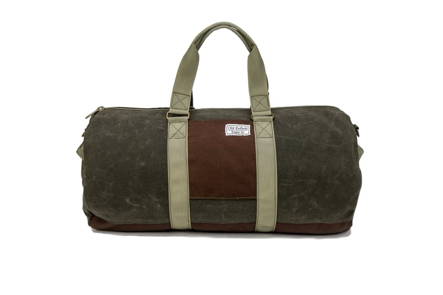 Old Enfield Supply Co. 48-Hour Duffel Bag