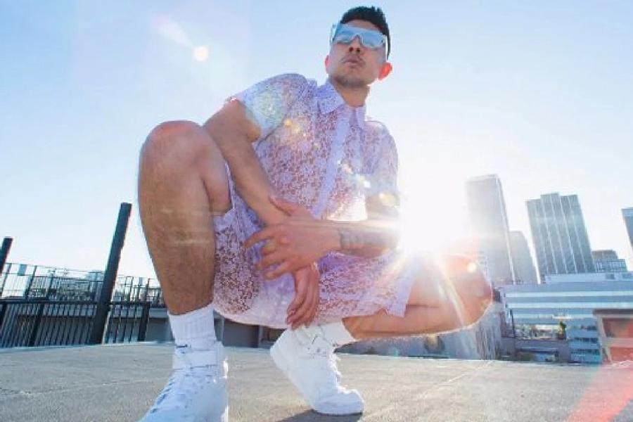 Lace Rompers Fashion Trends for men