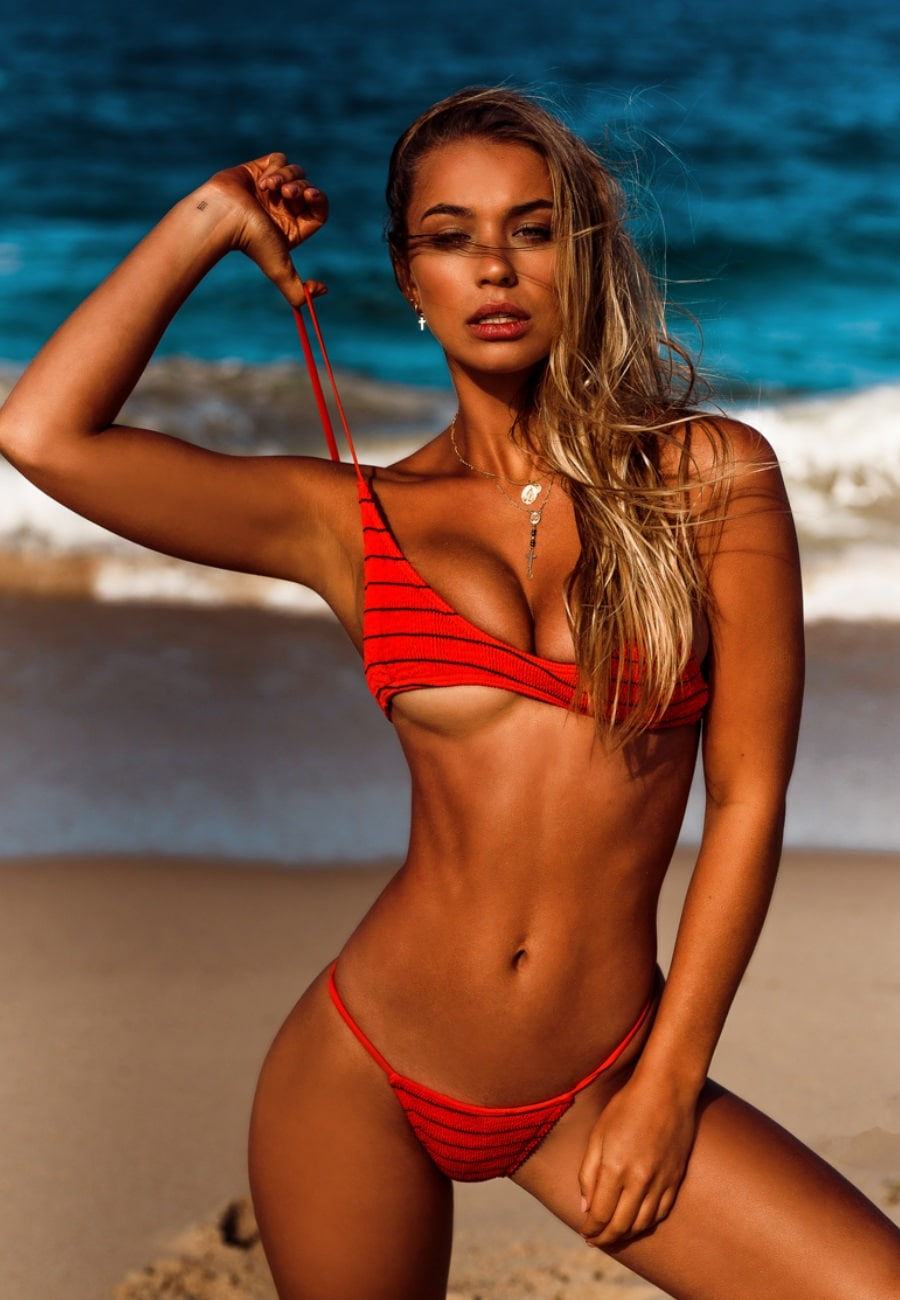 australian model liv pollock