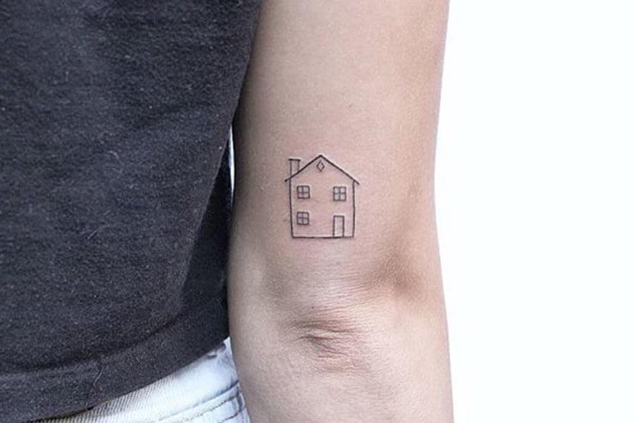 50+ Minimalist Tattoo Ideas That Prove Less Is More