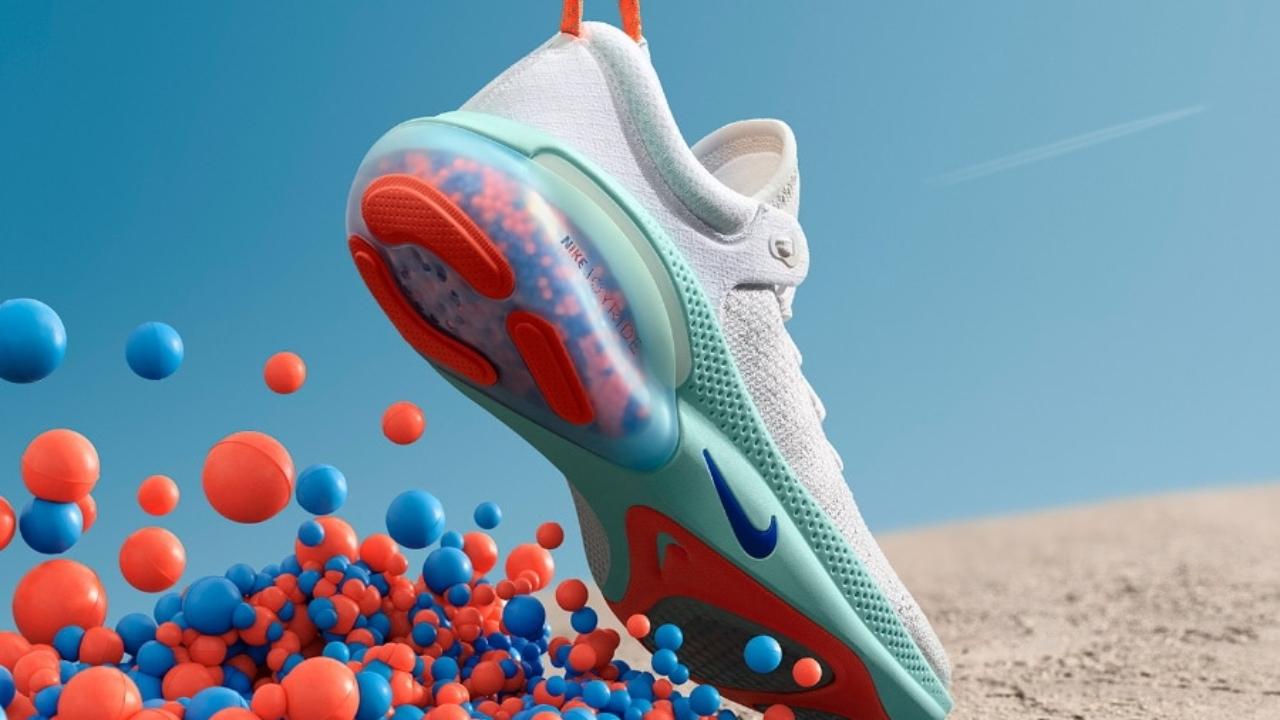 Nike Joyride Trainers Feel Like