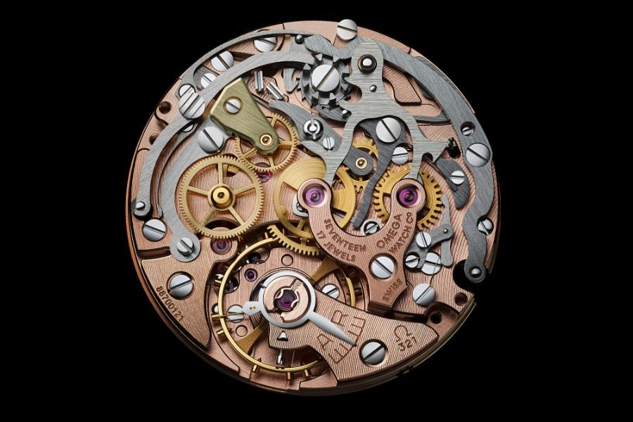 omega speedmaster moonwatch movement