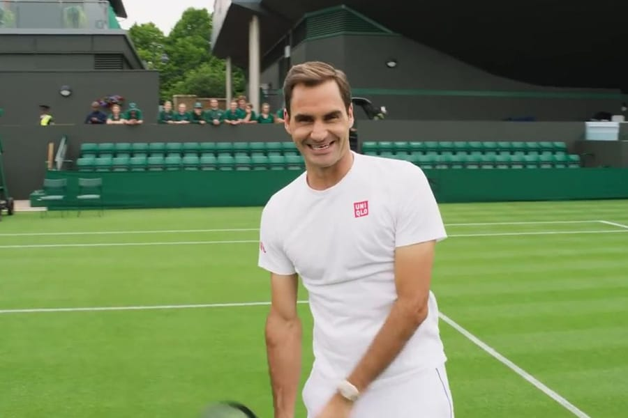 66 Questions with Roger Federer